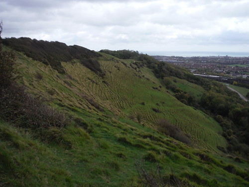 From Cheriton Hill to Cherry Garden Hill
