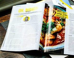 Mandy @sambalshiok has introduced her signature #Laksa to many foodies in London and beyond. Very please to see her success story and #recipe featured in @natgeotravel magazine Oct issue. And proud that she's chosen my photo to go alongside her inspiratio