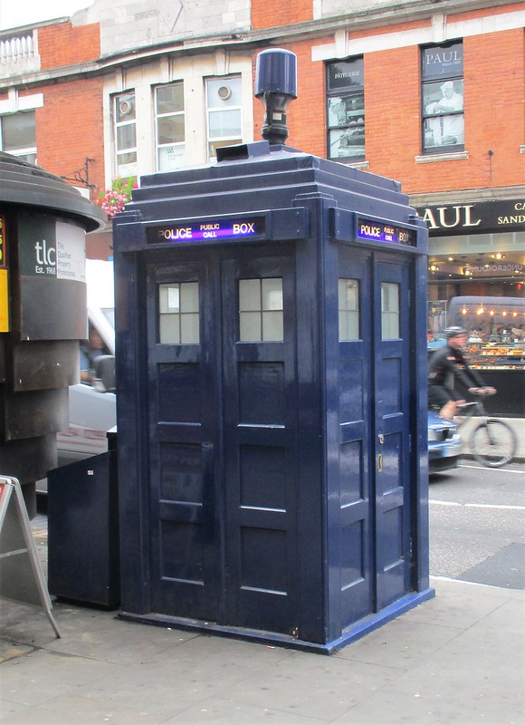 Earl's Court Police Box