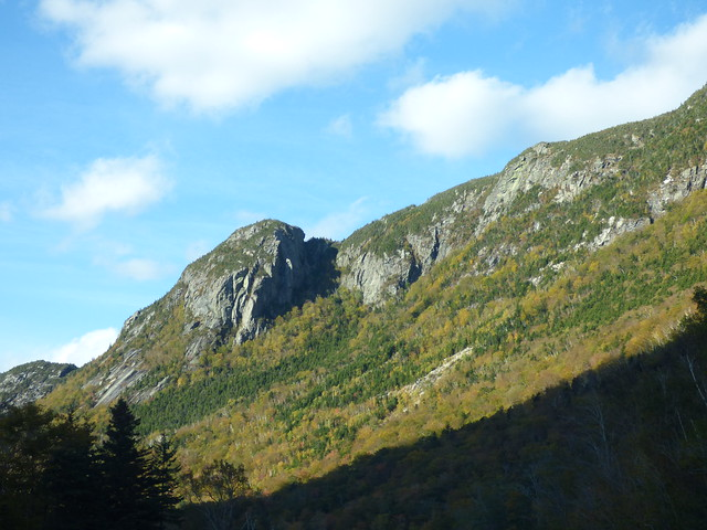 Kancamagus Highway - drive to Franconia Notch (6)