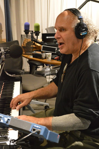 Philip Lewin live on WFMU 2017-10-24