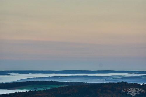 14.10.2017, Geishöhe, Sonnenaufgang
