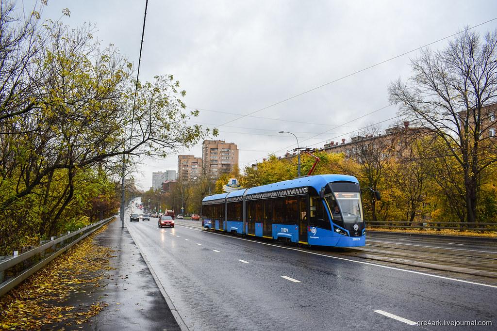 Как переходить трамвай