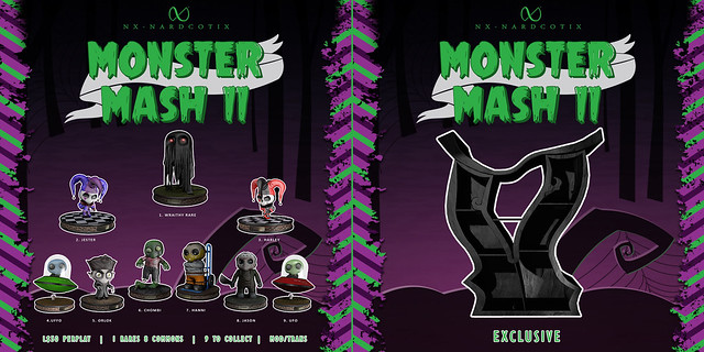 NX-Nardcotix for the Epiphany Event - Monster Mash II -
