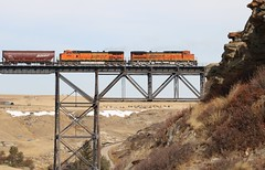 BNSF Cut Bank Creek
