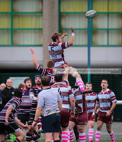 Murrayfield Wanderers V St Boswells 2017-103