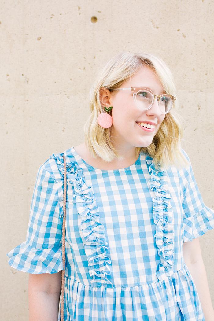 austin fashion blogger writes like a girl asos gingham dress15