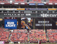 In Memory of Daniel Stevenson