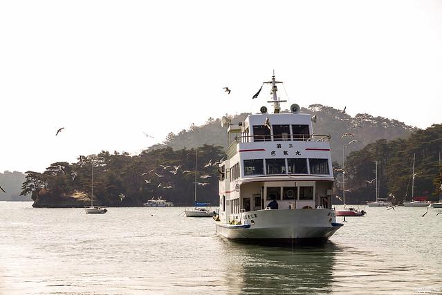 松島遊覽船