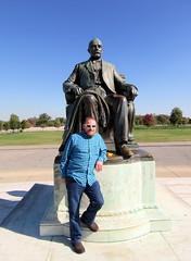 Ken By Scott's Statue