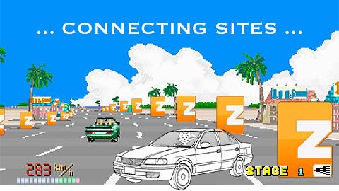 カスタマイズ:EZweb CONNECTING
