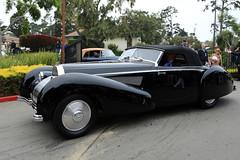 Bugatti T57 C Voll & Ruhrbeck Cabriolet s-n 57819 1939 5