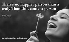 Overcoming Depression - Creating an Attitude of Gratitude Part 3
