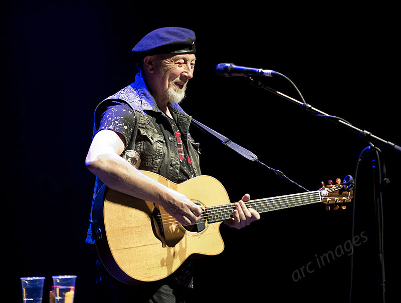 Richard Thompson, Lowry, Salford, 19-10-17