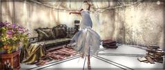 ╰☆╮La Danse, c'est de l'architecture en mouvement.╰☆╮