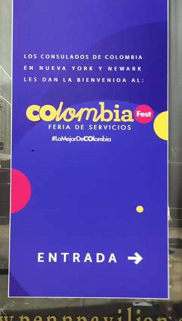 El POLI en Colombiafest