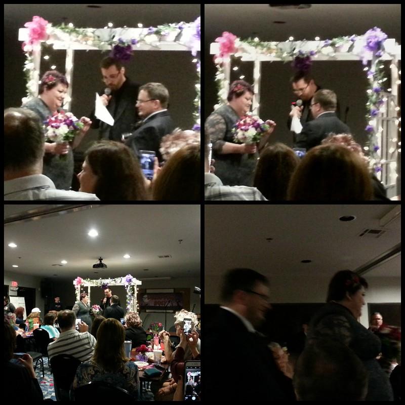 Dallas Jam 2017 -The Wedding Taunter/Deb and Rob