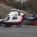 MD Helicopters MD902 Explorer G-COTH Trebrownbridge 8-12-13