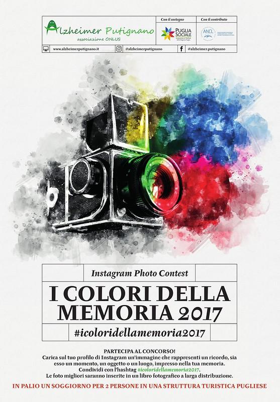 Alzheimer Putignano concorso fotografico 2017