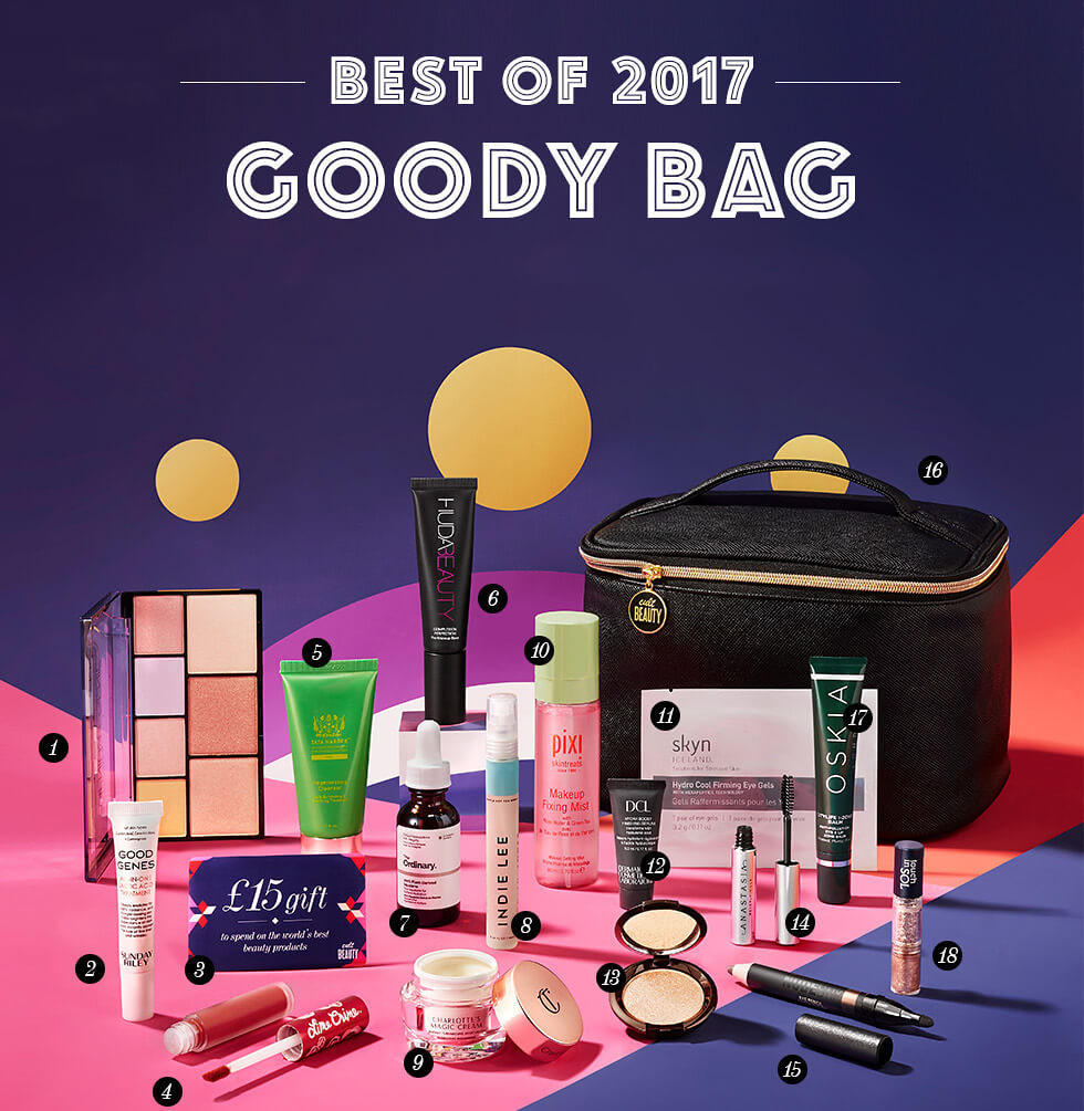 Cult Beauty Best Of 2017