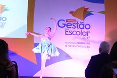 31.10.2017 Regional Centro-Sul Prêmio Gestão Escolar, em Florianópolis - Manhã