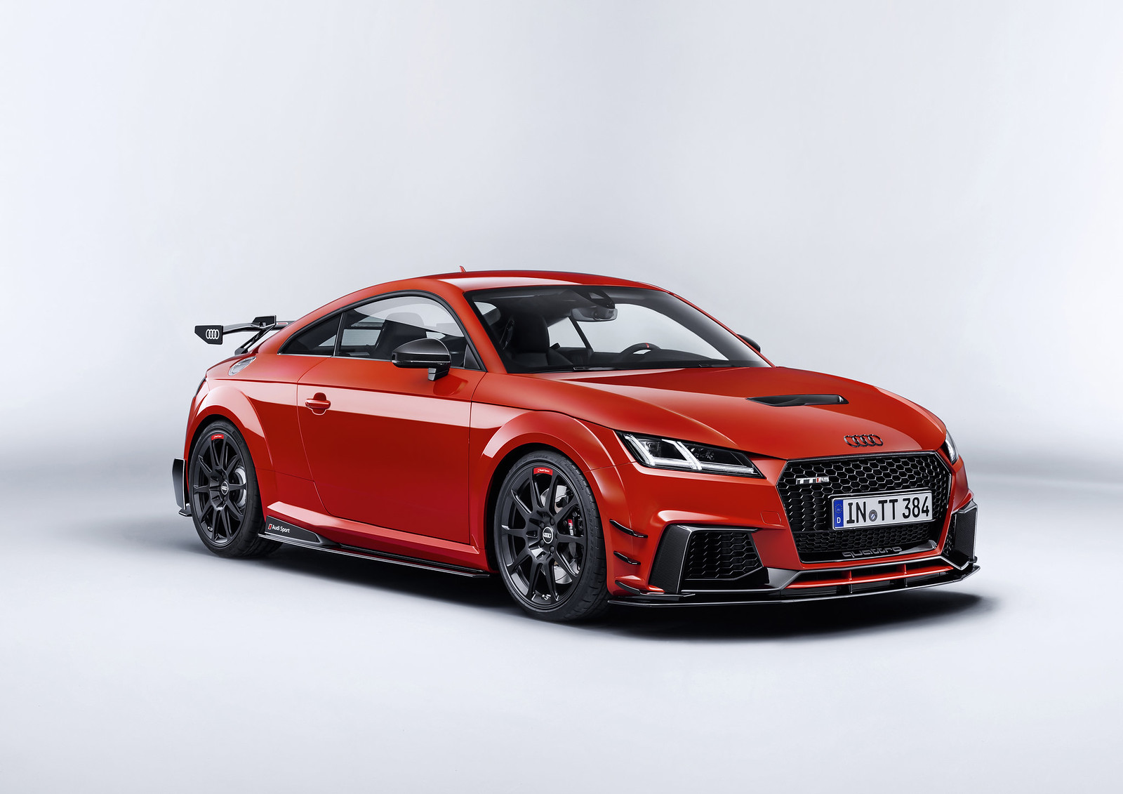 Audi Sport Performance Parts and Audi TT clubsport turbo concept make NA debut at 2017 SEMA Show