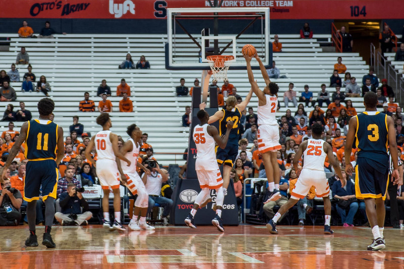 SU Men's Basketball vs. SNHU