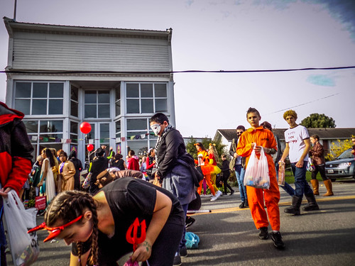 Edison Halloween Parade-44
