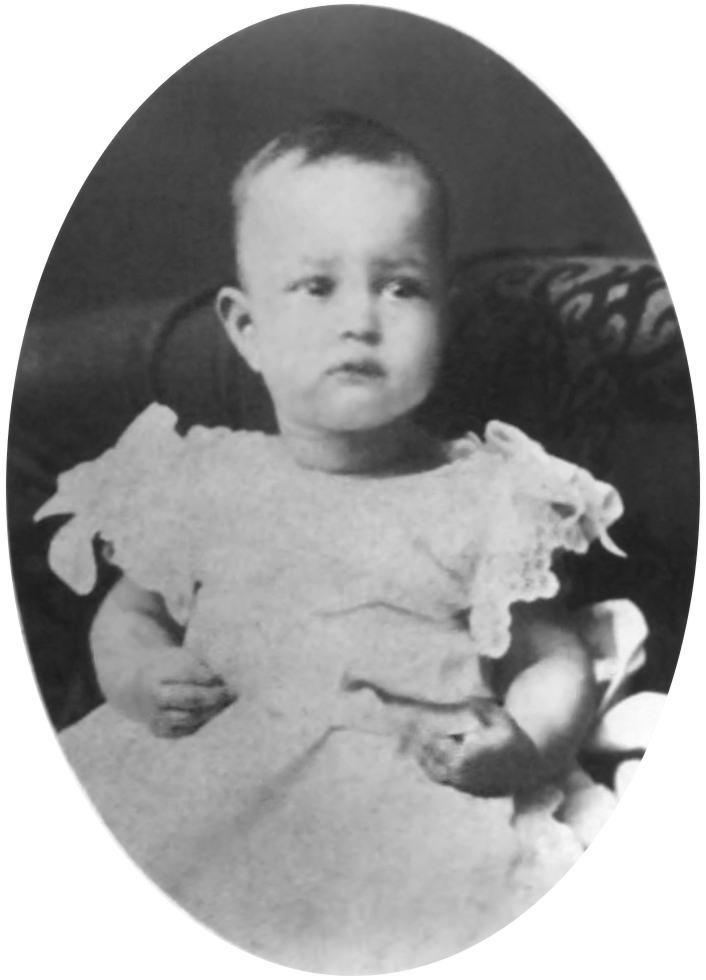 Baby Princess Kaiulani, 1875