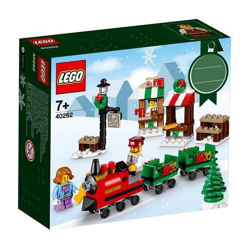 40262 Christmas Train 1