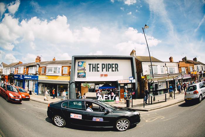 The Piper Club, Newland Avenue, Hull © Tom Arran