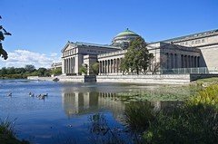 Visiting the site of Chicago's 1893 World's Columbian Exposition