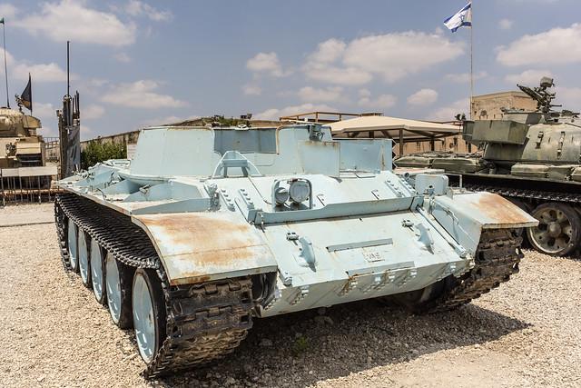 T-55 APC South Lebanese Army