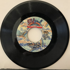 THE JAMMERS:AND YOU KNOW THAT(RECORD SIDE-B)