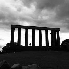 Scenes from a Day in Edinburgh.