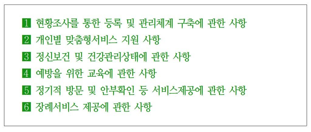고독사예방조례_예방계획