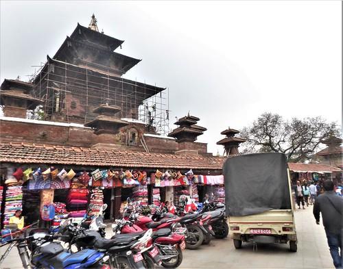 n-katmandou-durbar square-arrivée (3)