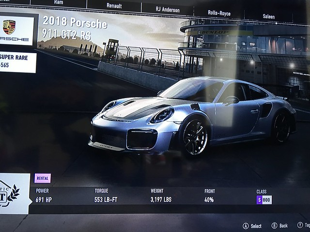 FM7 Time Attack | King of the Ring (2018 Porsche 911 GT2 RS) 23857323458_b122371f9b_z