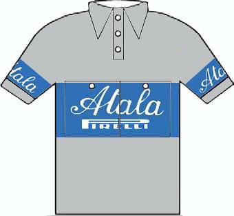 Atala Pirelli - Giro d'Italia 1952