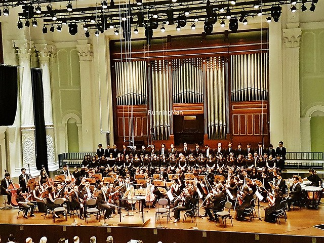 The Philharmonic Orchestra & The Philharmonic Chamber Choir