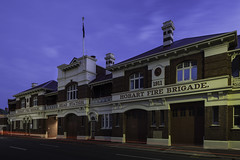 Hobart Fire Station