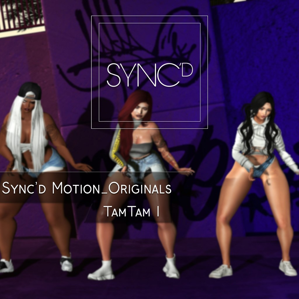 Sync'D Motion__Originals - TamTam I