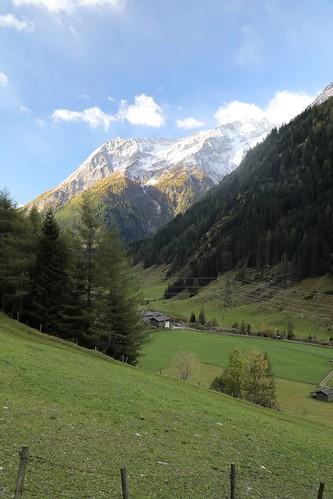Mountain view, Matrei in Osttirol