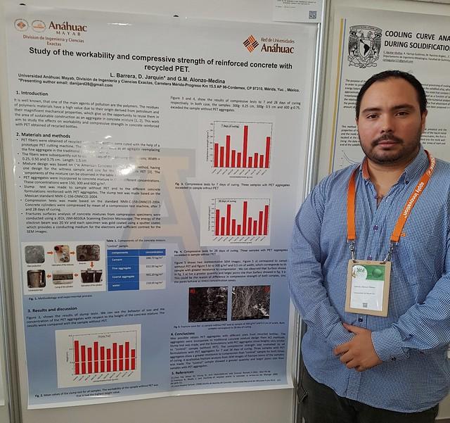 Debaten sobre nuevos materiales en congreso internacional