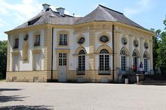 München - Schlosspark Nymphenburg: Badenburg