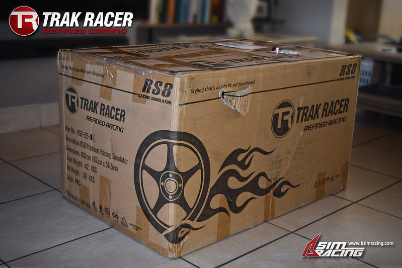 Trak Racer Unboxing 1 - The box
