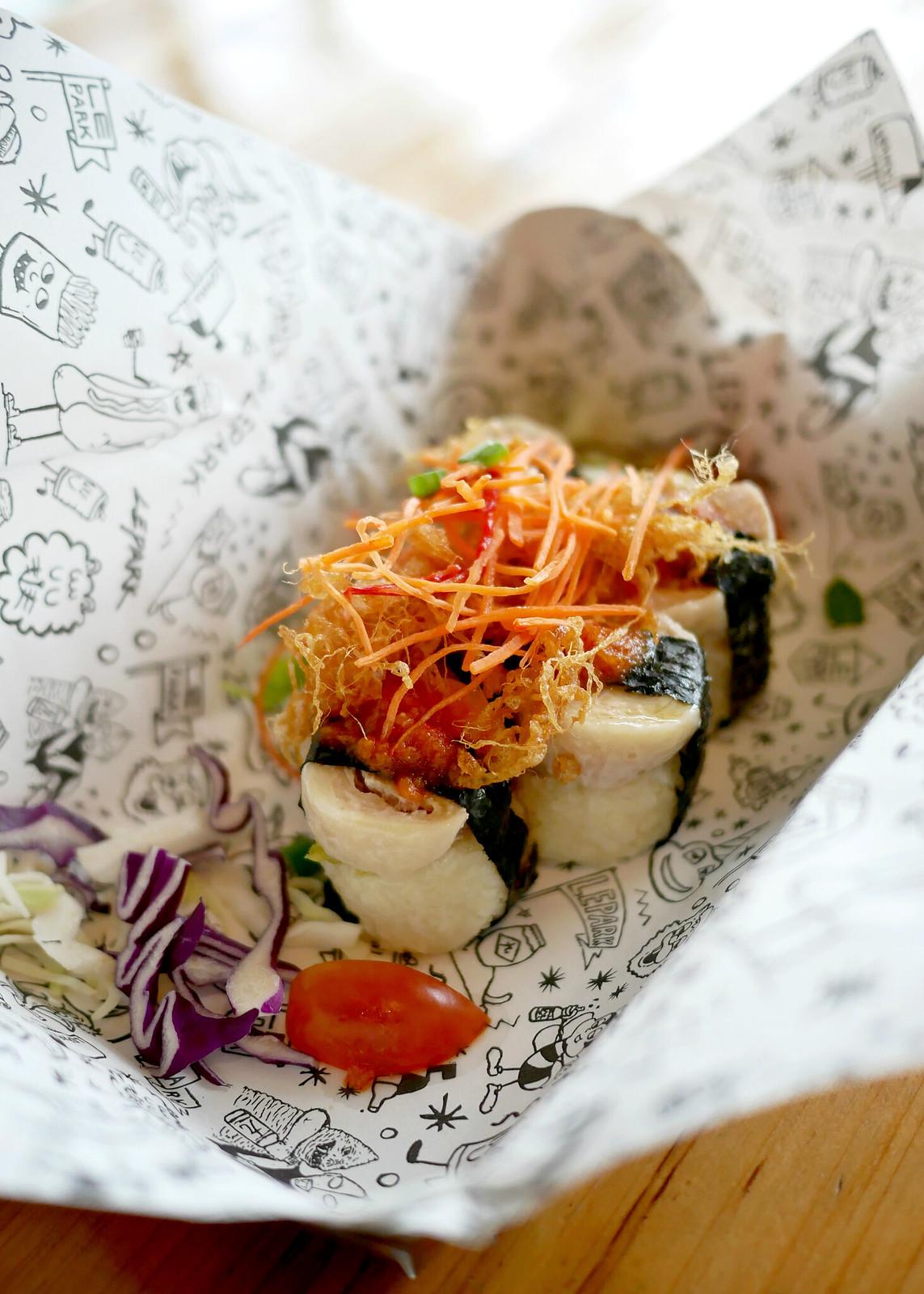 LEPARK sushi
