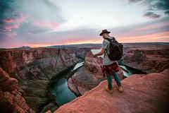 🌎 Horseshoe Bend, Arizona, US    Jonas Skorpil
