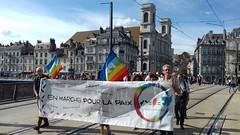 Marche pour la Paix 2017 - Besançon - Photo of Grandfontaine