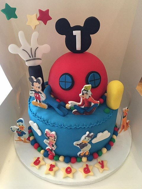 Cake by Shars Cakes